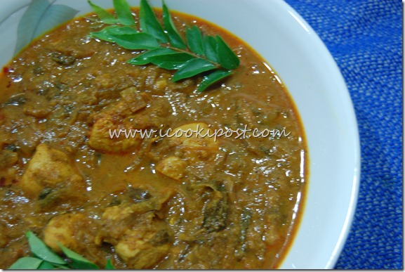 Varutharach kozhi curry (2)