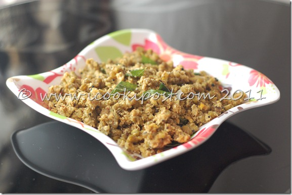 Cherupayar egg thoran (2)
