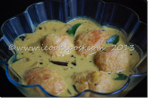 Vada kootu Curry (2)