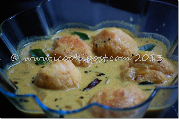 Vada kootu Curry (4)