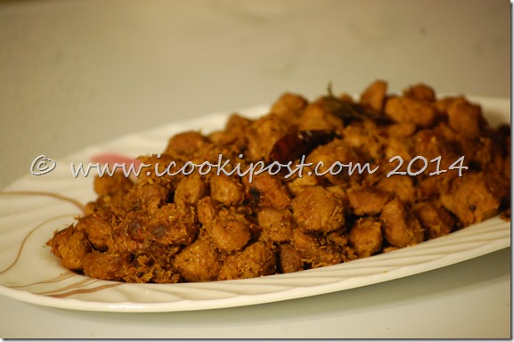 Soya Chunks Roast (3)
