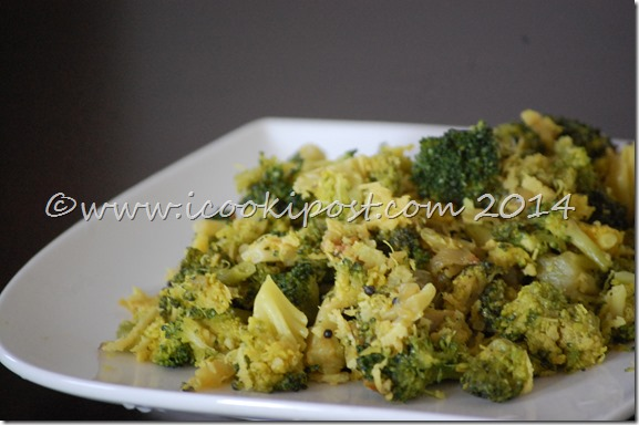 Broccoli Thoran (3)