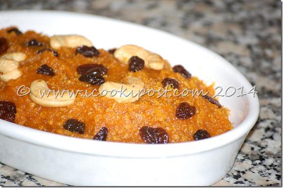 Pumpkin Halwa (2)