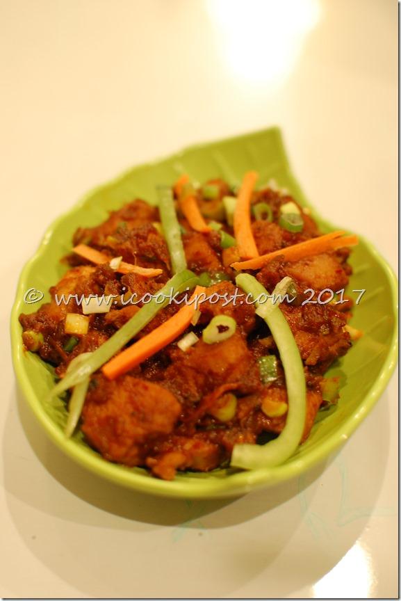 Kicap Chicken 3